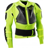 PETO FOX TITAN SPORT 2020 COLOR AMARILLO FLUOR