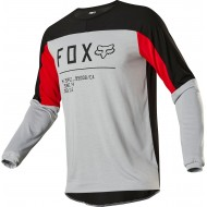 FOX LEGION DRIRELEASE GAIN JERSEY 2020 GREY COLOUR