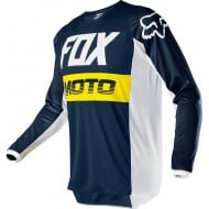 CAMISETA INFANTIL FOX 180 FYCE 2020 COLOR AZUL MARINO