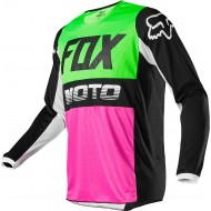 CAMISETA INFANTIL FOX 180 FYCE 2020 MULTICOLOR