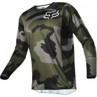 CAMISETA INFANTIL FOX 180 PRZM 2020 COLOR CAMUFLAJE