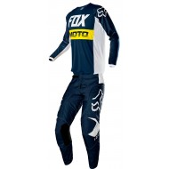 OFFER COMBO YOUTH FOX 180 FYCE/PRIX 2020 NAVY COLOUR