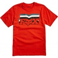 OFFER FOX YOUTH FAR OUT SHORT SLEEVE TEE ATOMIC ORANGE COLOUR