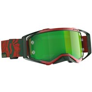 SCOTT PROSPECT THROWBACK GOGGLE 2020 COLOR BLACK/YELLOW - PINK CHROME WORKS LENS