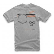 OFFER ALPINESTARS COLLECTION TEE GREY COLOUR