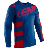 OUTLET CAMISETA LEATT GPX 5.5 ULTRAWELD 2020 COLOR AZUL ROYAL