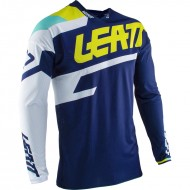 OUTLET CAMISETA LEATT GPX 4.5 LITE 2020 COLOR AZUL