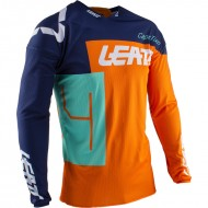 OUTLET CAMISETA INFANTIL LEATT GPX 3.5 MINI 2020 COLOR NARANJA