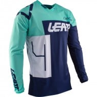 OUTLET CAMISETA INFANTIL LEATT GPX 3.5 JR 2020 COLOR AGUA