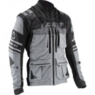 OUTLET CHAQUETA LEATT GPX 5.5 ENDURO 2020 COLOR ACERO