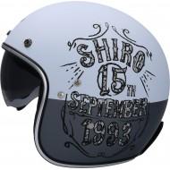CASCO SHIRO SH-235 BORN BLANCO MATE