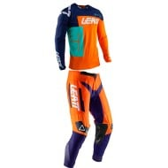 COMBO YOUTH LEATT GPX 2.5 MINI 2020 ORANGE COLOUR