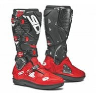 SIDI CROSSFIRE 3 BOOTS ORANGE FLUO / BLACK / WHITE