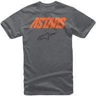 OUTLET CAMISETA ALPINESTARS ANGLE COMBO COLOR CARBÓN