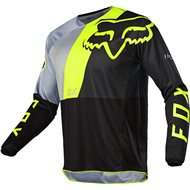 FOX 180 SPECIAL EDITION LOVL JERSEY 2020 BLACK / YELLOW FLUO COLOUR
