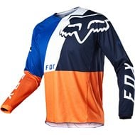 FOX 180 SPECIAL EDITION LOVL JERSEY 2020 ORANGE / BLUE COLOUR