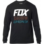 OUTLET CAMISETA MANGA LARGA FOX OVERDRIVE COLOR NEGRO