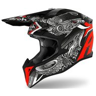 CASCO AIROH WRAAP OCTOPUS 2020 COLOR MATE