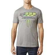CAMISETA PREMIUM FOX MONSTER PRO CIRCUIT COLOR NEGRO