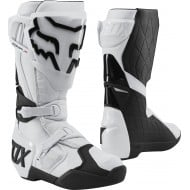 OFFER FOX COMP R BOOTS WHITE COLOUR - SIZE 10 USA