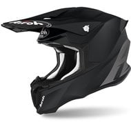 CASCO AIROH TWIST 2.0 2020 COLOR NEGRO MATE