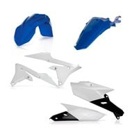 PLASTIC KIT ACERBIS OEM COLOR WRF 250 (2015-2019)