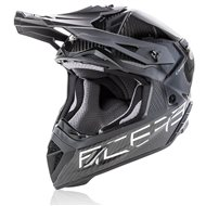 ACERBIS STEEL CARBON HELMET 2020 SILVER COLOUR