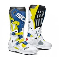 SIDI ATOJO SRS YELLOW/WHITE/BLUE
