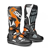 SIDI ATOJO SRS BLACK/WHITE/FLUOR ORANGE