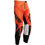 MOOSE PANT SAHARA 2020 COLOR BLACK / ORANGE