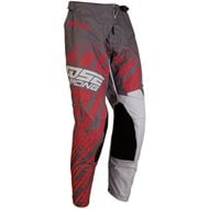 PANTALON MOOSE QUALIFER 2020 COLOR ROJO / GRIS