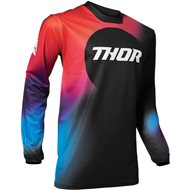 THOR PULSE GLOW JERSEY 2020 BLACK COLOUR