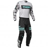 COMBO THOR PULSE AIR FIRE 2020 COLOR GRIS CLARO / NEGRO