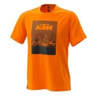 OUTLET CAMISETA KTM RADICAL COLOR NARANJA