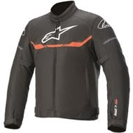 ALPINESTARS T-SPS WATERPROOF JACKET COLOR BLACK/RED