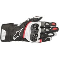 ALPINESTARS SP-2 V2 GLOVES BLACK/RED/WHITE
