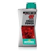 MOTOREX CROSS POWER 4T 1 LITRO 10W50 [ 1500 PUNTOS]
