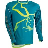 MOOSE JERSEY AGROID 2020 COLOR AQUA / GREEN