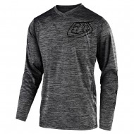 OFFER TROY LEE JERSEY 2020 GP MONO HEATHER GRAY