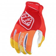OUTLET GUANTES TROY LEE 2020 AIR JET ROJO / AMARILLO