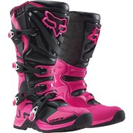 OFFER FOX COMP 5 BOOT 2019 - BLACK/PINK - SIZE 11 USA