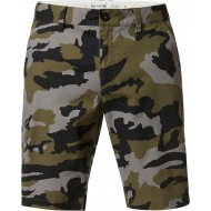 OUTLET PANTALONES CORTOS FOX ESSEX CAMO 2.0 COLOR VERDE CAMUFLAJE