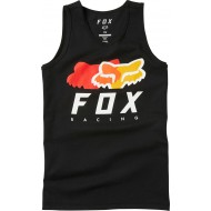 FOX YOUTH CHROMATIC TANK BLACK COLOUR