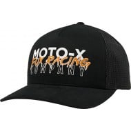 WOMEN FOX RAMPAGE TRUCKER HAT BLACK COLOUR