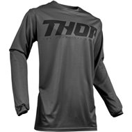 OUTLET CAMISETA THOR PULSE SMOKE OFFROAD 2020 COLOR HUMO (TALLA M)
