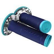 SCOTT SX II + DONUT GRIP BLUE/DARK BLUE COLOUR
