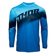 THOR YOUTH SECTOR VAPOR JERSEY 2021 MINT / CHARCOAL COLOUR