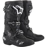 ALPINESTARS TECH 10 BOOTS 2021 BLACK COLOUR