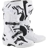 ALPINESTARS TECH 10 BOOTS 2021 WHITE COLOUR