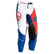 MOOSE SAHARA PANT 2021 RED / WHITE / BLUE COLOUR
